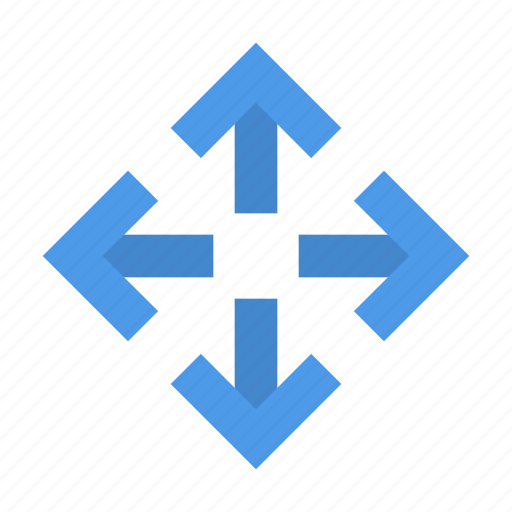 Arrow, move, expand icon - Download on Iconfinder