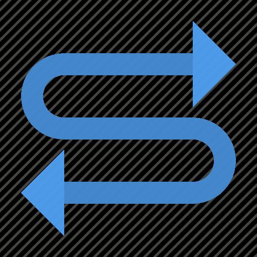 Twoway icon - Download on Iconfinder on Iconfinder