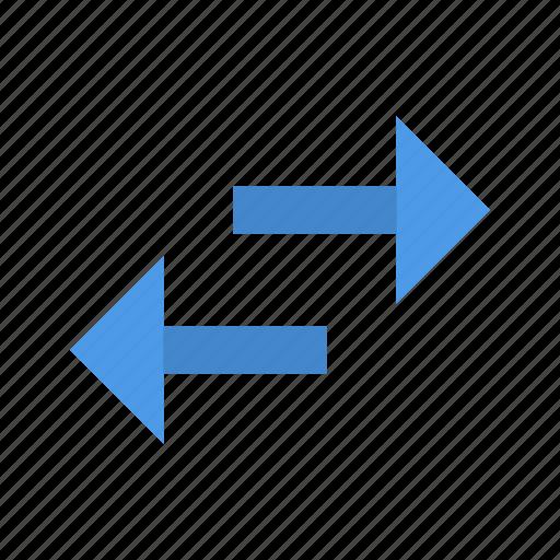 arrow, transfer icon