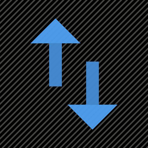 Arrow, arrows, transfer icon - Download on Iconfinder