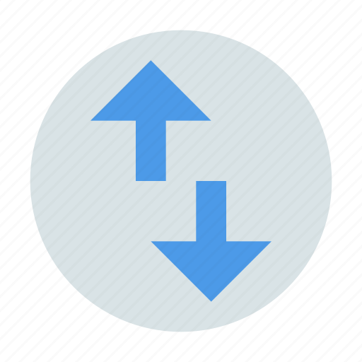 arrow, arrows, change icon