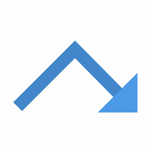Chart, fall, rise icon - Download on Iconfinder