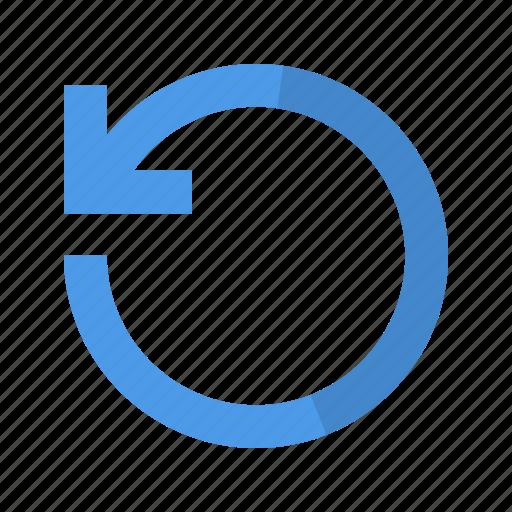 Arrow, back, undo icon - Download on Iconfinder