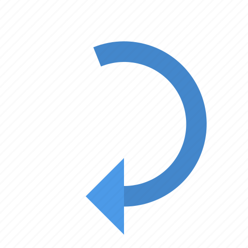 arrow, redo, rotate icon