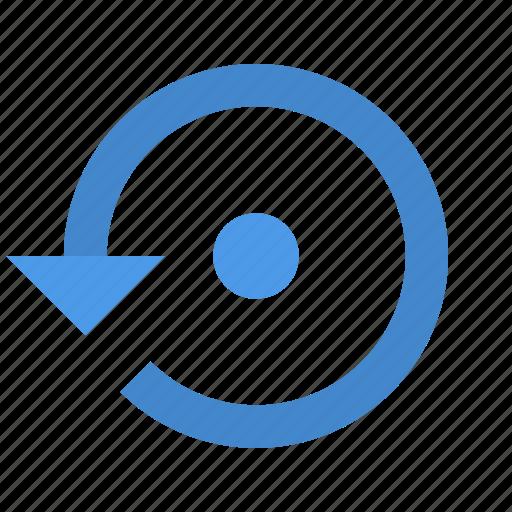 Undo, restore, time machine icon - Download on Iconfinder