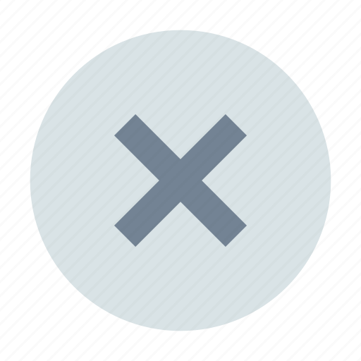 Close, delete, cross icon - Download on Iconfinder