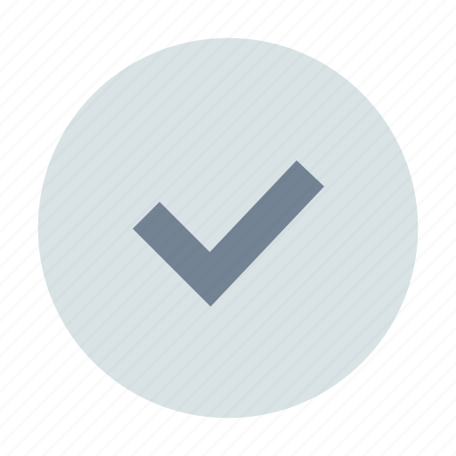 Check, done icon - Download on Iconfinder on Iconfinder