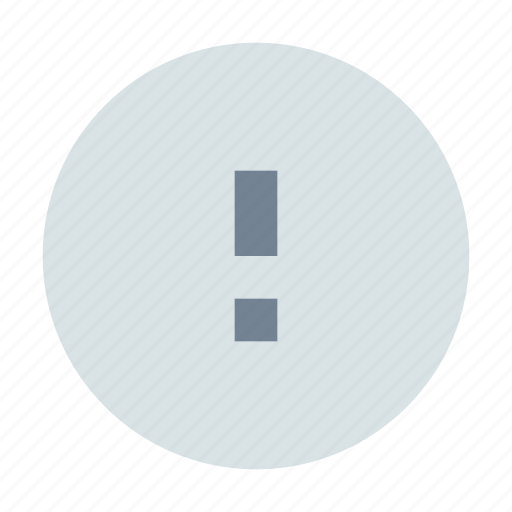 Alert, exclamation icon - Download on Iconfinder