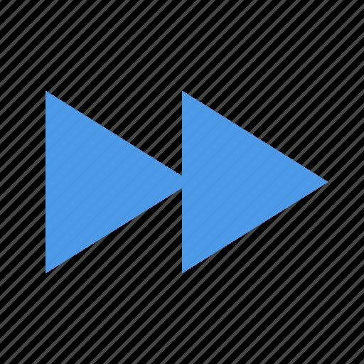 Forward, rewind icon - Download on Iconfinder on Iconfinder