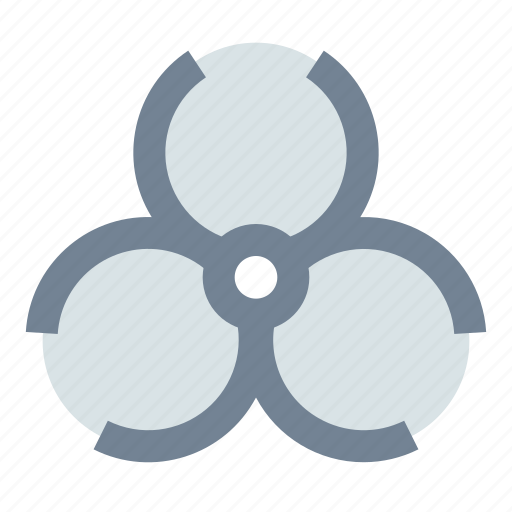 Biohazard icon - Download on Iconfinder on Iconfinder