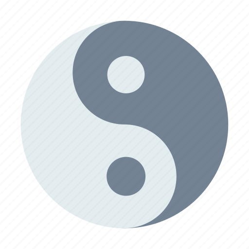 Yang, yin icon - Download on Iconfinder on Iconfinder