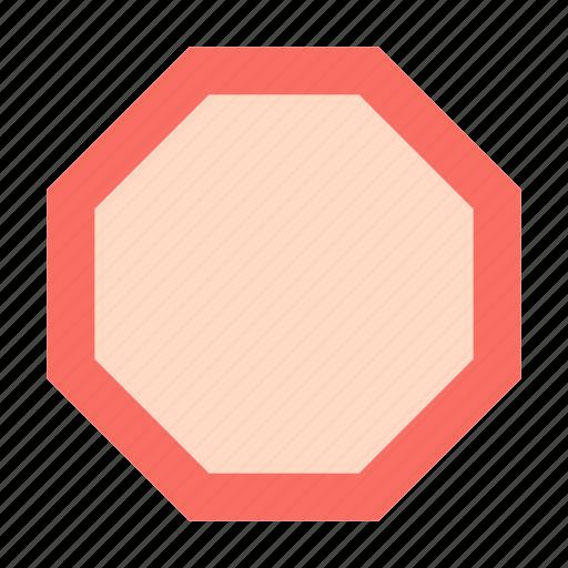 Badge, hexagon icon - Download on Iconfinder on Iconfinder