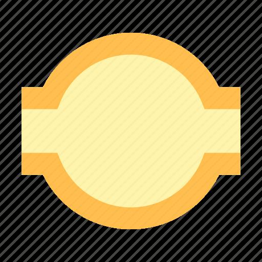 label, sticker icon