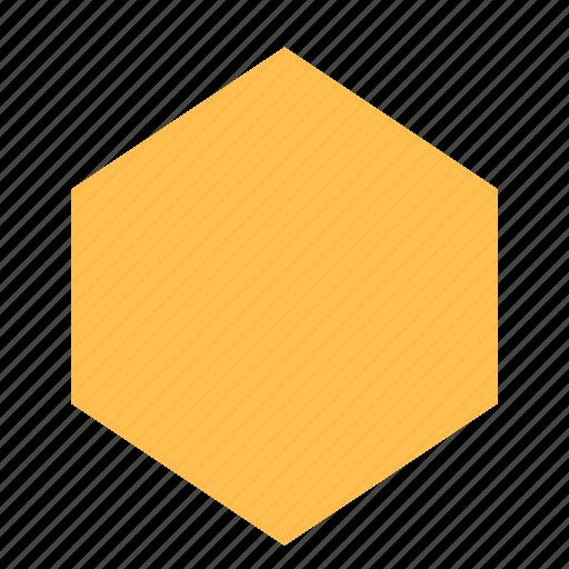 Hexagon icon - Download on Iconfinder on Iconfinder