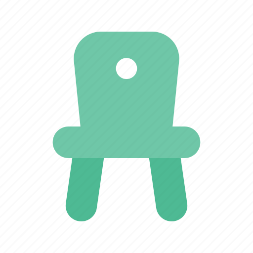baby, chair icon