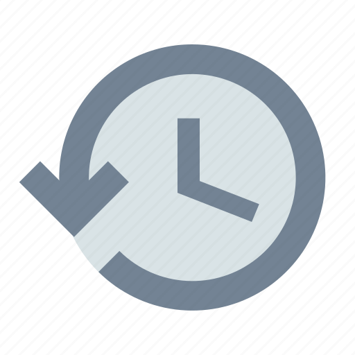 Backup, restore, time machine icon - Download on Iconfinder