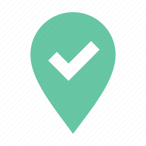 Checkpoint, location, pin icon - Download on Iconfinder