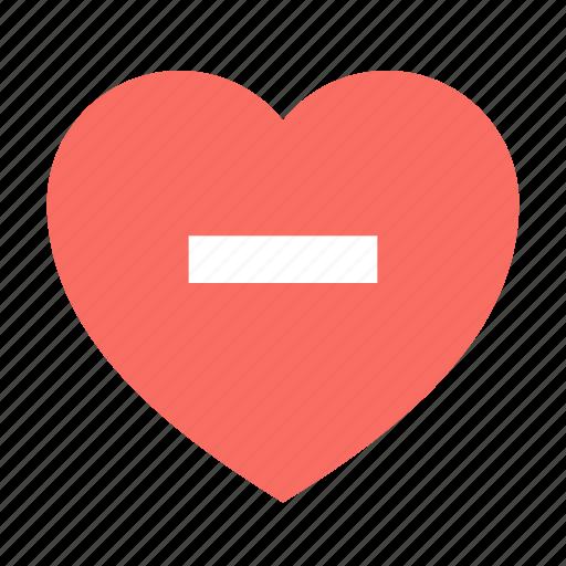 heart, love, stop icon