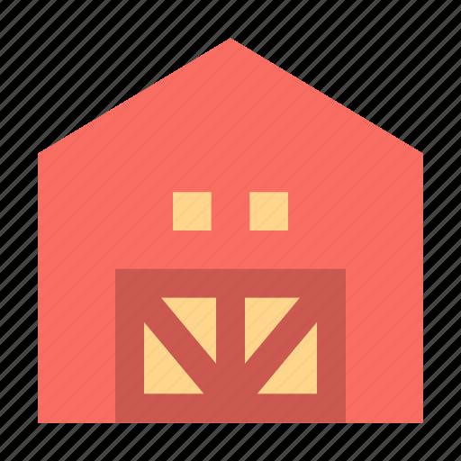 Barn, farm, storage icon - Download on Iconfinder