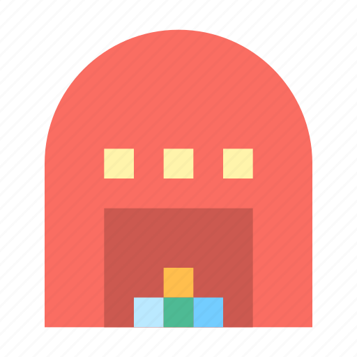 Full, storage, warehouse icon - Download on Iconfinder