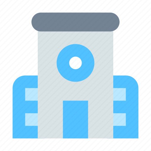 Building, chime, house, school icon - Download on Iconfinder