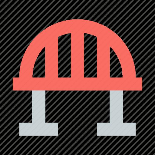 arch, bridge, cablestayed icon