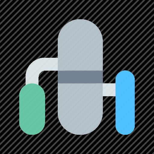 Industrial, silo, storage icon - Download on Iconfinder