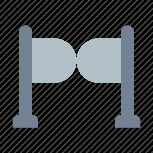 Barrier, entrance, gate, turnstile icon - Download on Iconfinder