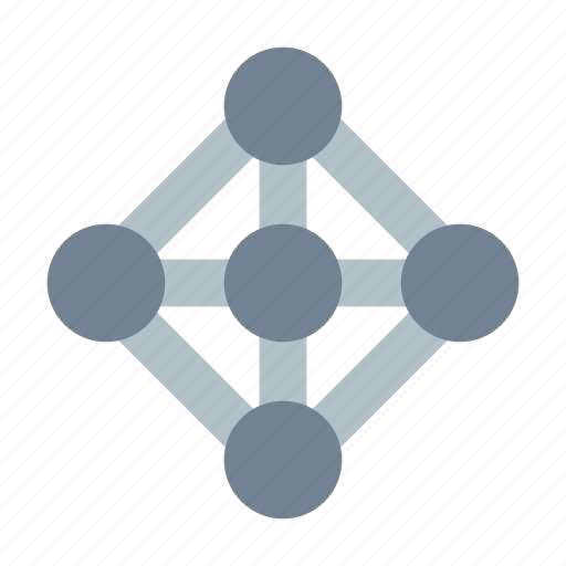 Network, structure, connections icon - Download on Iconfinder