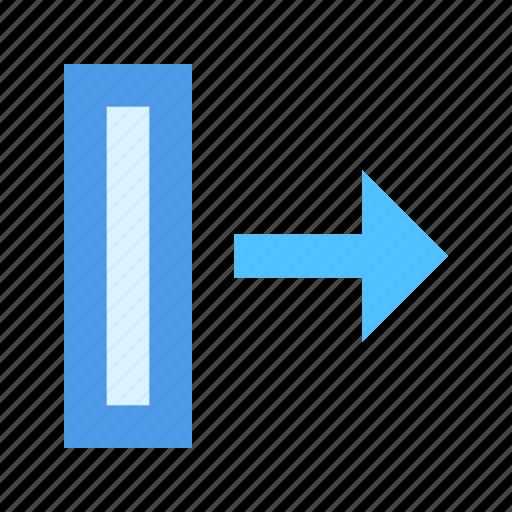 Database, column, export icon - Download on Iconfinder