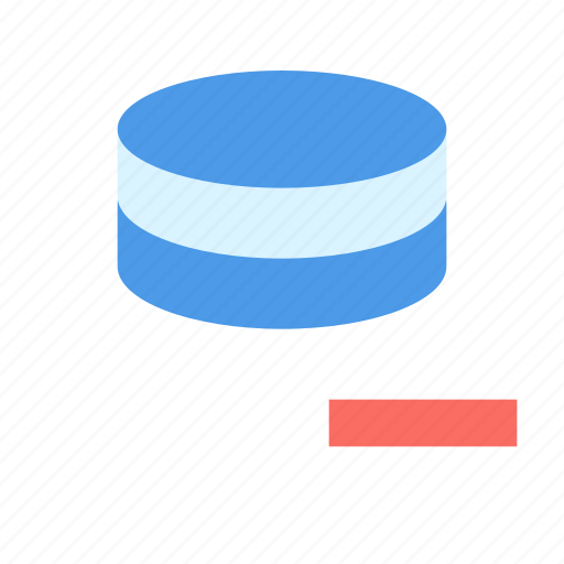 clear, database, storage icon