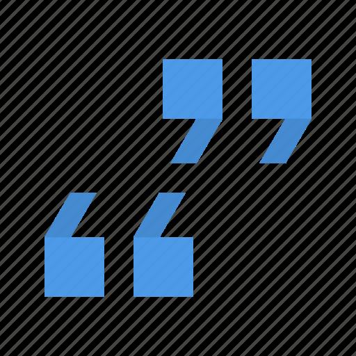 phrase, quote, text icon