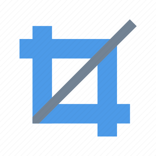 crop, function, tool icon