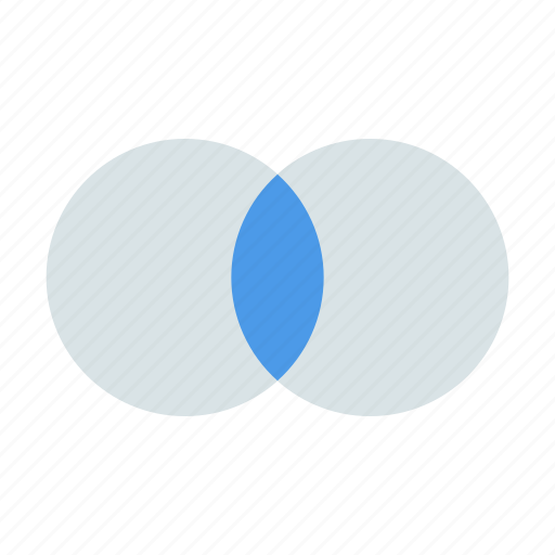 boolean, function, intersection, logic icon