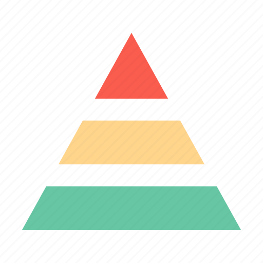 Career, finance, pyramid icon - Download on Iconfinder