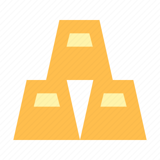 Gold, money, bank icon - Download on Iconfinder