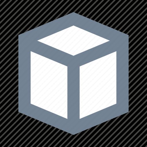 box, bundle, cargo icon