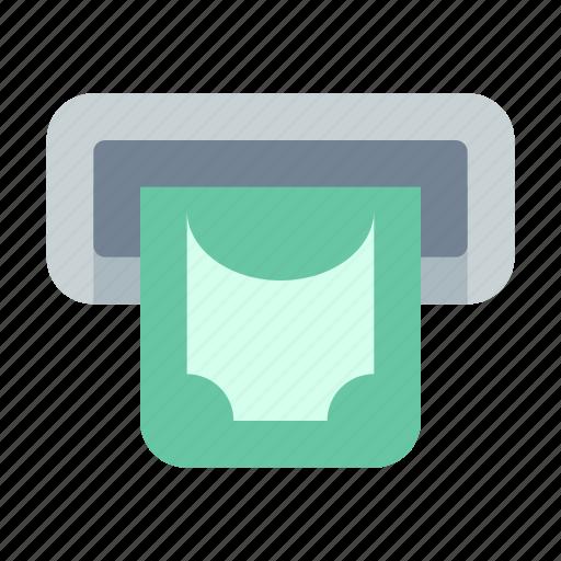 Atm, dollar, money icon - Download on Iconfinder