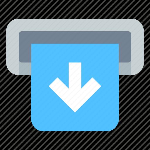 Atm, card, money icon - Download on Iconfinder on Iconfinder
