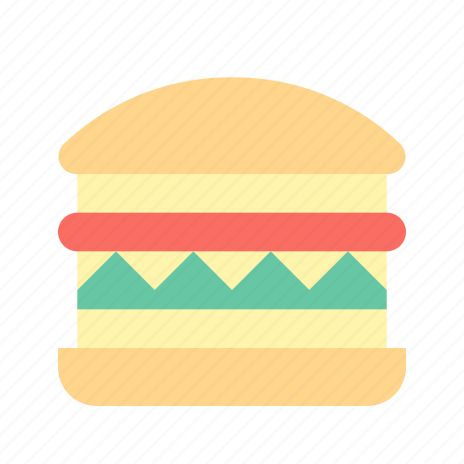 burger, fastfood, food icon