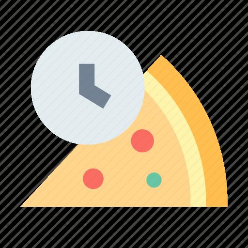 delivery, pizza, quick icon