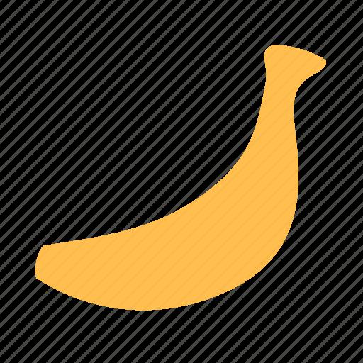 banan, banana icon