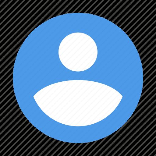 Account, round icon - Download on Iconfinder on Iconfinder