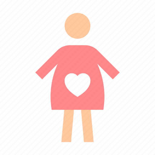 Mother, pregnant, love icon - Download on Iconfinder