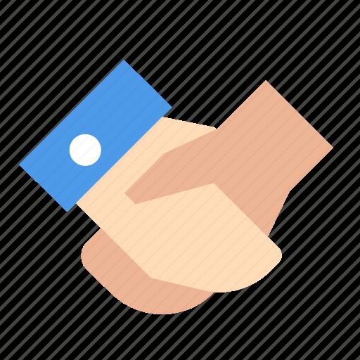 handshake, partner icon