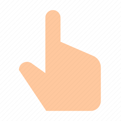 Finger, hand, touch icon - Download on Iconfinder