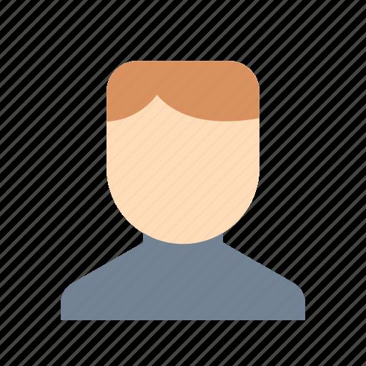 man, nameless, user icon