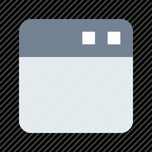 application, window icon