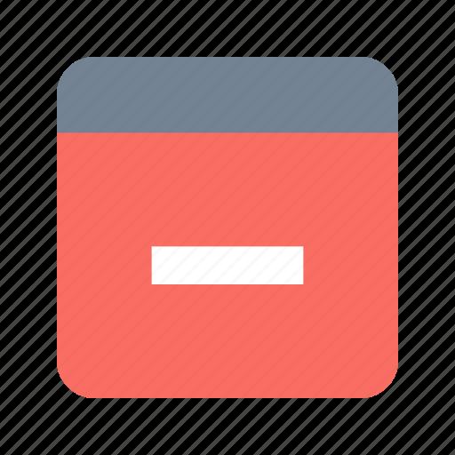 App, application, delete icon - Download on Iconfinder