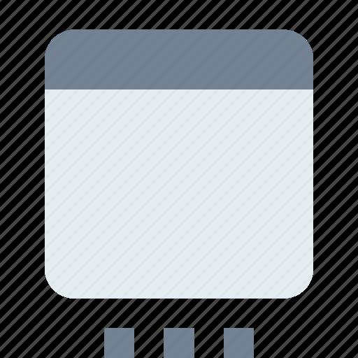 app, application, controls icon